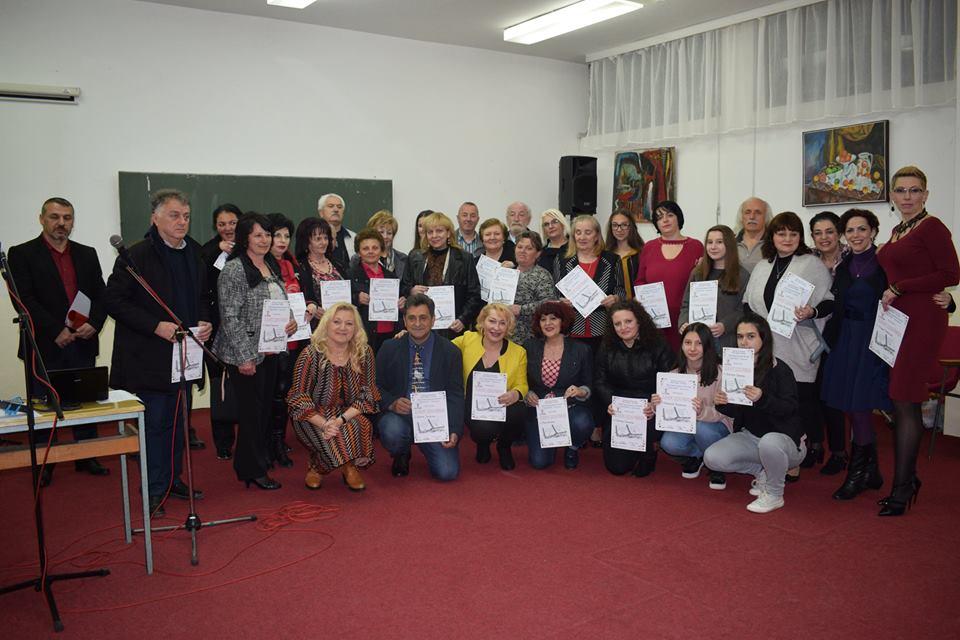 "Literary visit ""Poeti stars"" 2019 LC ""Kitka"""