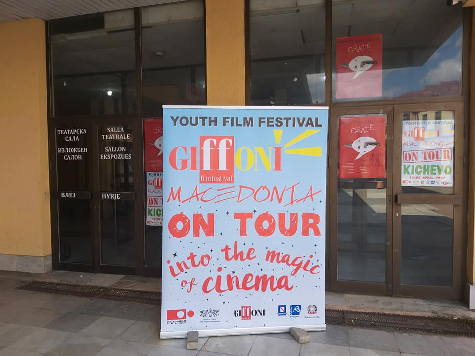 """Giffoni on Tour"" film festival"