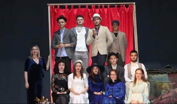 Театарска претстава ''Галеб''