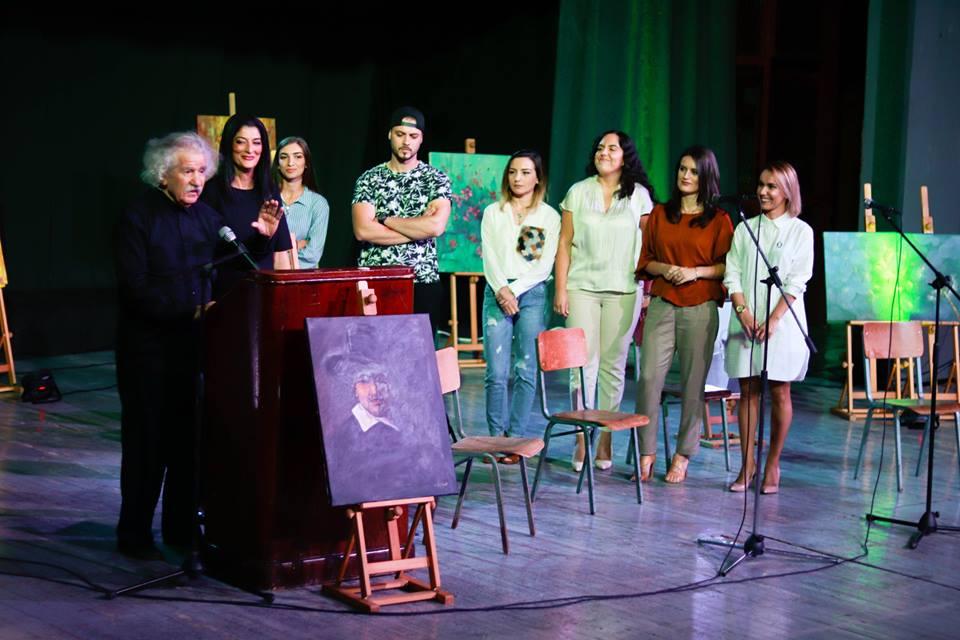 Manifestim për Omer Kaleshin me rastin e dhënies së çmimit për humanizëm Nënë Tereza