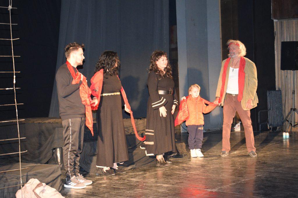 Театарска претстава ''Бац се исполни аманетот''