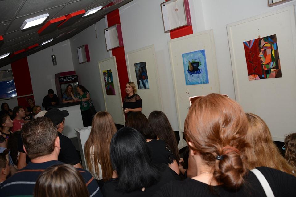 Ekspozita e nxënësve të LuluArtStudio