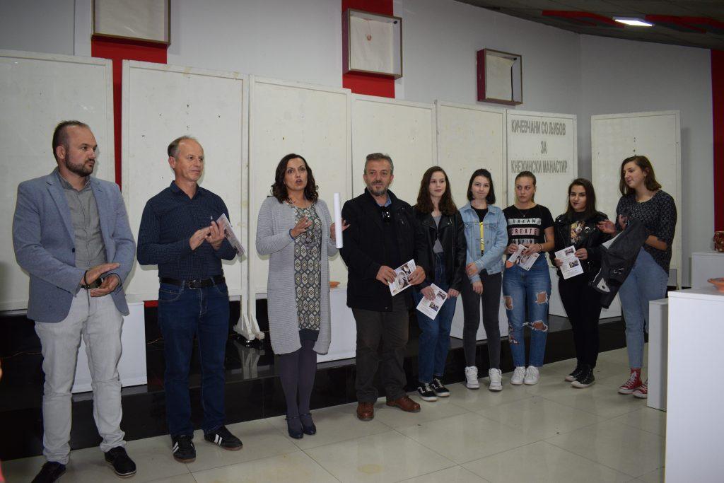 """Ekspozitë """"Punëtoria e qeramikës rinore""""- Kërçovë 2019"""