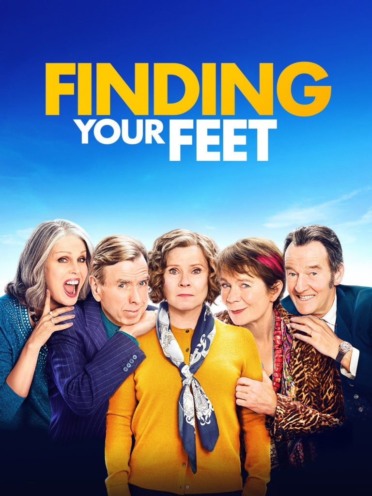 "Kinoprojeksioni i filmit ""Finding your feet"""
