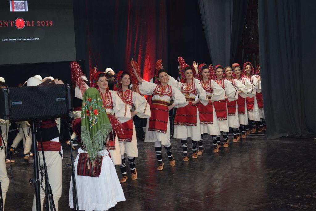 """Koncert """"Ansambli i këngëve dhe valleve popullore shqiptare RMV"""""""