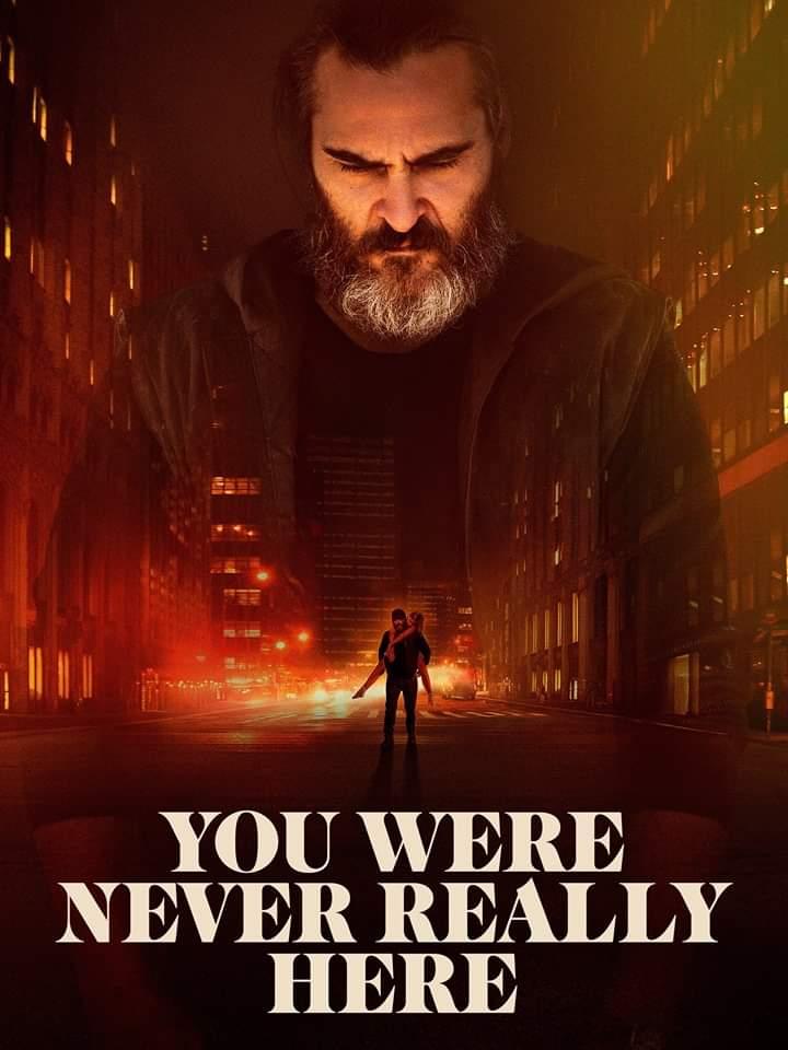 """Кинопроекција на филмот """"You were never really here"""""""