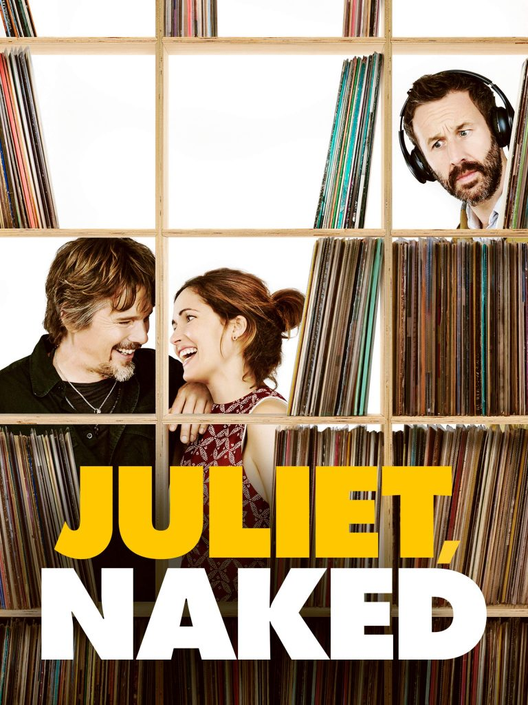 """Kinoprojeksion i filmit """"Juliet, naked"""""""