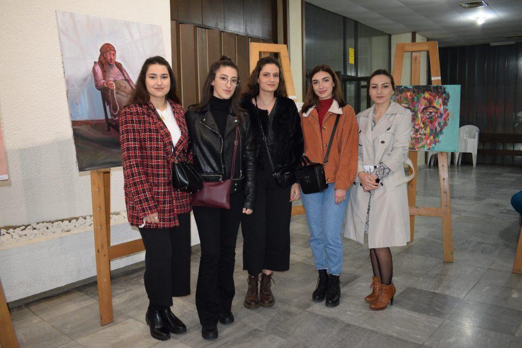 Изложба на млади кичевски сликари