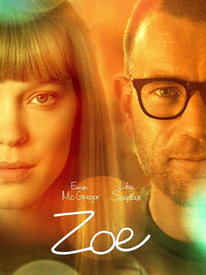 """Кинопроекција на филмот """"Zoe"""""""