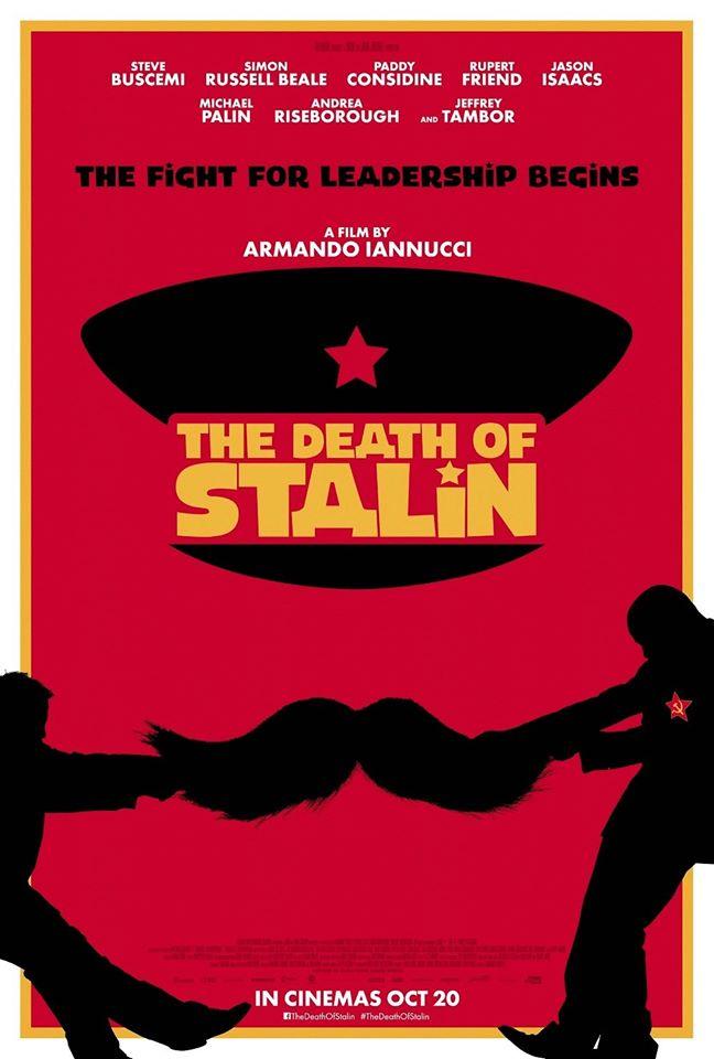"""Кинопроекција на филмот """"The death of Stalin"""""""