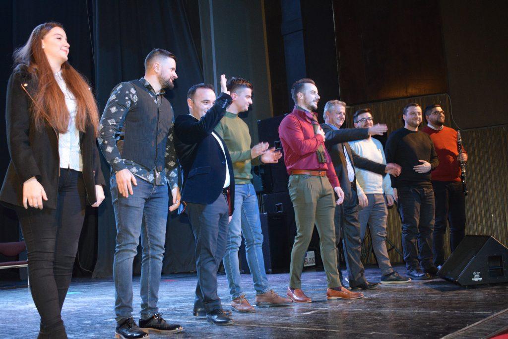 Празничен концерт во чест на мигрантите