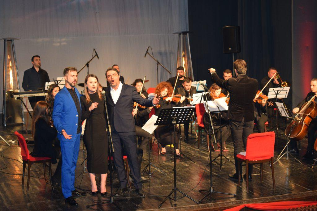 """Концерт """" Ја сакам Албанија"""""""