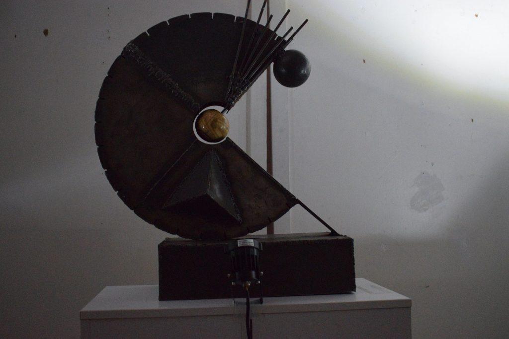 Изложба на скулптури од Марјан Стојаноски