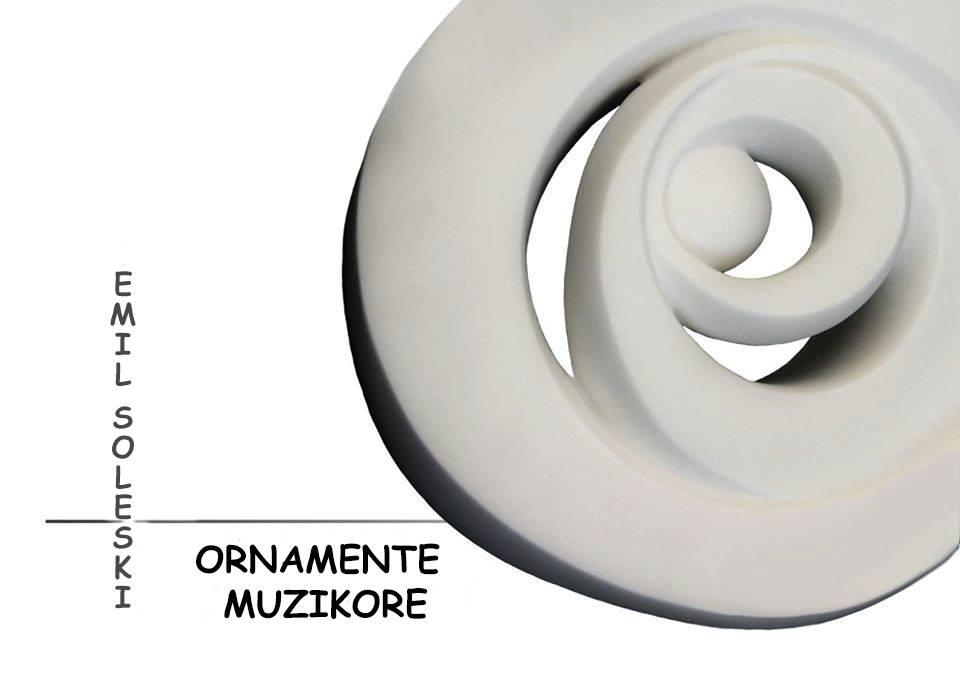 """Ekspozitë """"Ornamente muzikore"""" nga Emil Soleski"""