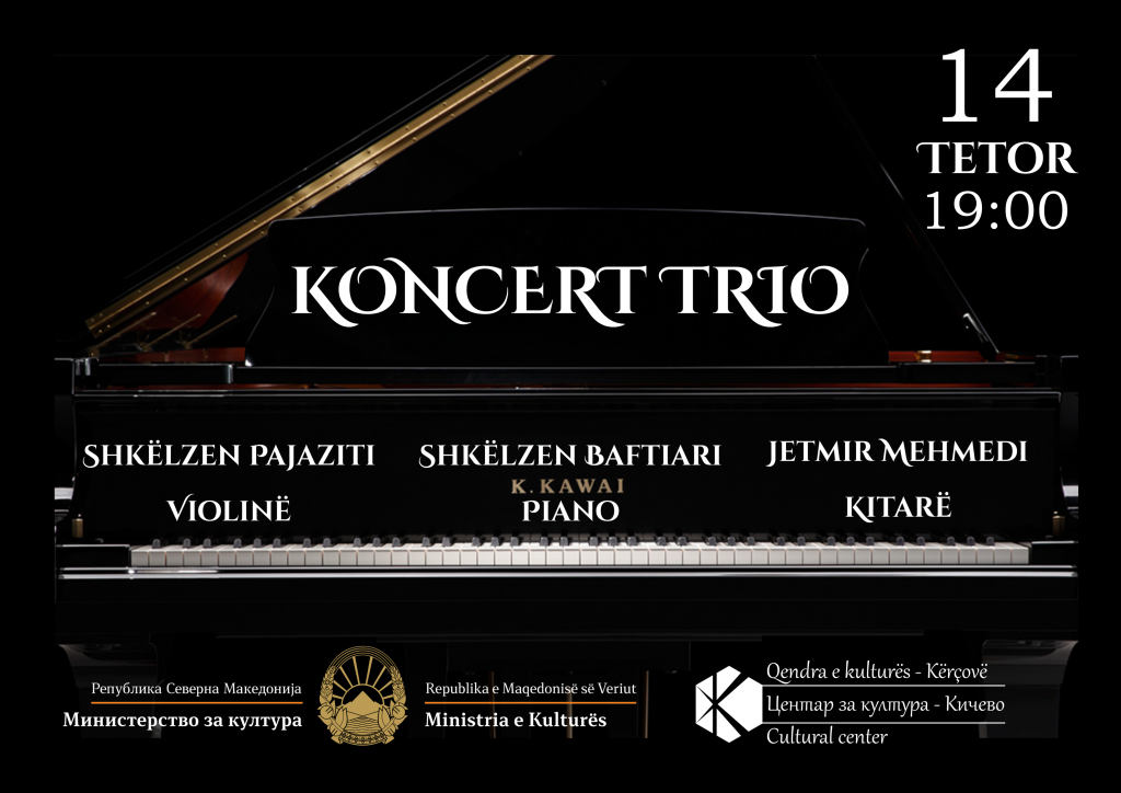 Koncerti TRIO