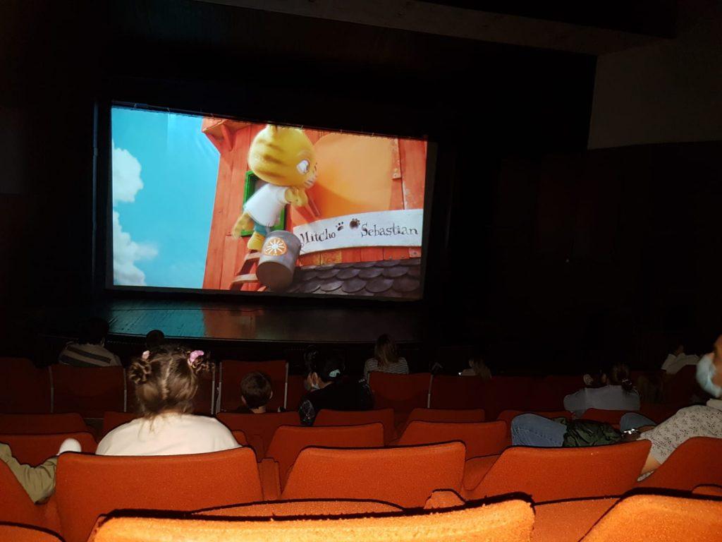 "Film vizatimor ""Historia e pabesueshme e Dardhës Gjigante"""