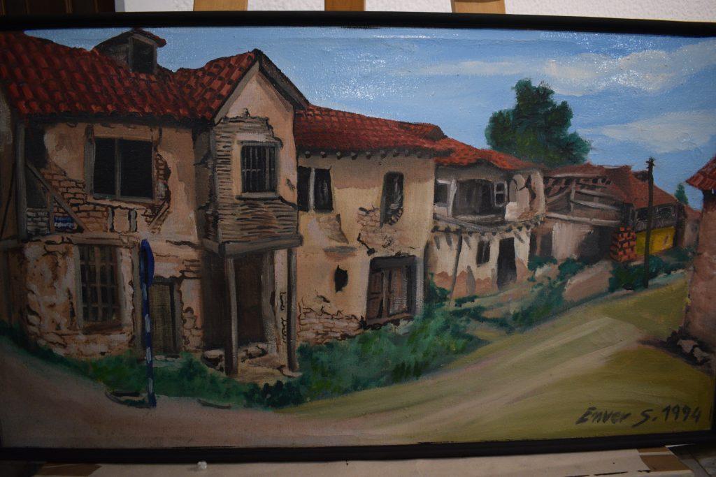 """Изложба """"Старите градби во Кичево"""" – Енвер Селими"""