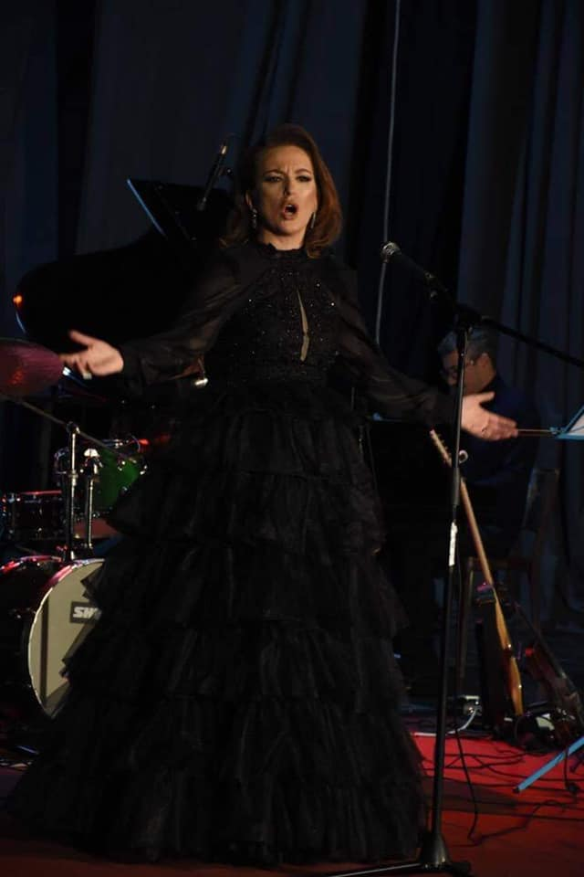 Koncert Besiana Mehmedi 20 vite karrierë