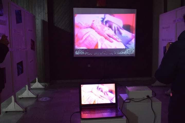 """Ekspozitë multimediale """"Plagë"""" nga Hristina Mazneska"""