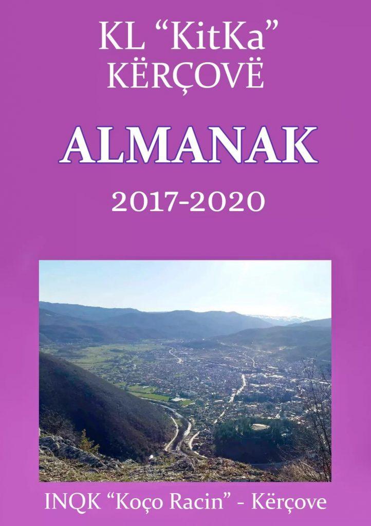 Promovimi i Almanak- përmbledhje poezishë nga anëtarët e Klubit
